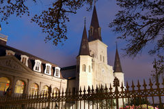St Louis Cathedral Stock Image