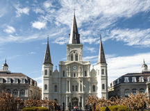 St.Louis Cathedral Stock Image