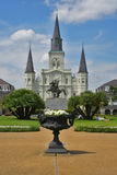 St. Louis Cathedral Stock Image