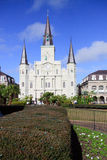 St. Louis Cathedral Royalty Free Stock Photo