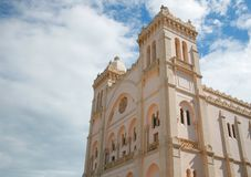 St Louis Cathedral, Carthagena Stock Image