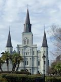 St. Louis Cathedral stock photography
