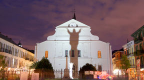 St Louis Cathedral in Lousiana Royalty Free Stock Photo