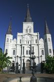 St Louis Cathedral New Orleans Royalty Free Stock Images