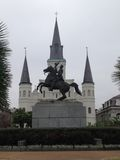 St. Louis Cathedral Royalty Free Stock Photos