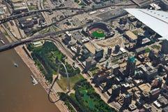 St.Louis de stad in Royalty-vrije Stock Afbeeldingen
