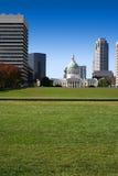 St. Louis del centro Fotografia Stock