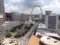 St Louis del centro Fotografia Stock Libera da Diritti
