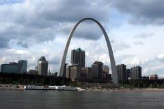 St. Louis - del centro Fotografie Stock