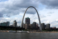 St Louis - downtown Stock Photos