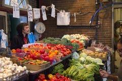 St. Louis Farmers Market Lizenzfreies Stockbild