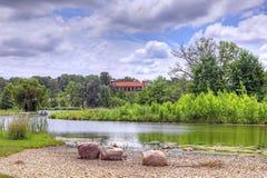 St. Louis Forest Park Lizenzfreie Stockfotos
