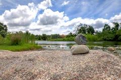 St. Louis Forest Park Lizenzfreies Stockfoto