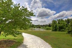 St Louis Forest Park Fotografia de Stock Royalty Free