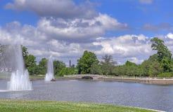 St Louis Forest Park Fotos de Stock Royalty Free