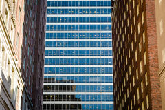 St. Louis glittering facades (II) Royalty Free Stock Images
