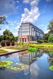 St. Louis Jewel Box. Jewel Box located in Forest Park, St. Louis, Missouri stock image