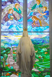 St. Louis Marie de Montfort Foto de archivo libre de regalías