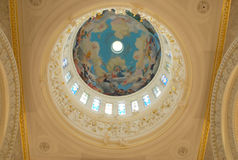 St. Louis Marie de Montfort Royalty Free Stock Image