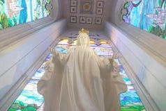 St. Louis Marie de Montfort Royalty Free Stock Photo