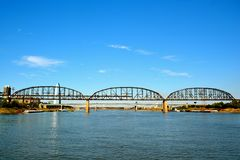 St Louis Missouri Fotografía de archivo