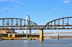 St Louis Missouri Imágenes de archivo libres de regalías