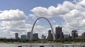St Louis Missouri arkivfilmer