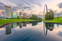 St. Louis, Missouri, los E.E.U.U. imagenes de archivo