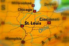 St. Louis, Missouri - U S lizenzfreie stockfotos