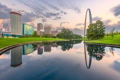 St Louis, Missouri, usa obrazy stock