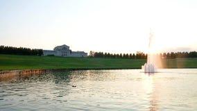 St Louis muzeum sztuki w lasu parku, St Louis, Missouri zbiory wideo