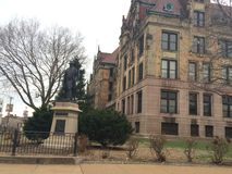 St Louis Old City Hall Royaltyfri Foto