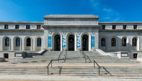 St. Louis Public Library Royalty Free Stock Photography