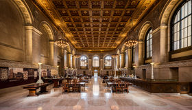 St. Louis Public Library Royalty Free Stock Images