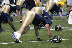 St. Louis Rams Training Camp, Concordia University Stock Photos