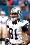 St Louis Rams WR Az Hakim Images libres de droits