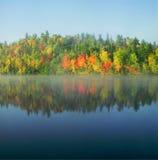 St Louis River Reflections - Minnesota Image libre de droits