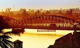 St Louis, Sénégal Photo libre de droits