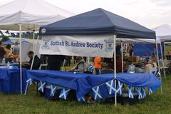 St Louis Scottish Games 2018 photo libre de droits
