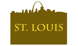 St. Louis shop Stock Photos