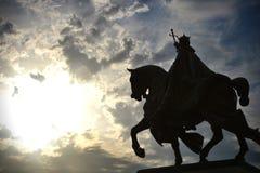 St. Louis Statue Lizenzfreie Stockfotografie