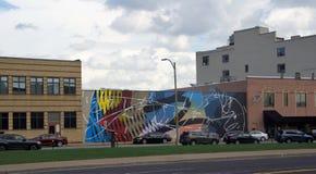 St Louis Street Art obraz, St Louis, Missouri obraz royalty free