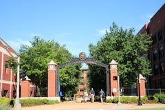 St Louis University, Missouri Royaltyfri Foto