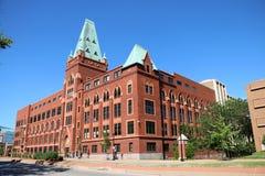 St Louis uniwersytet, Missouri zdjęcie stock