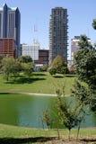 St.Louis van de binnenstad Stock Afbeelding