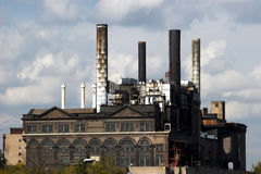 St Louis - vieille usine Photo stock