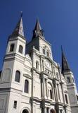 St.- Louiskathedrale Stockfotografie