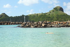 St Lucia, ilha das Caraíbas Imagens de Stock Royalty Free