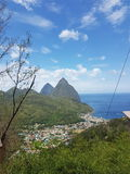 St-Lucia Stock Image