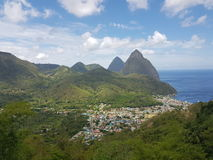 St-Lucia Royalty Free Stock Image